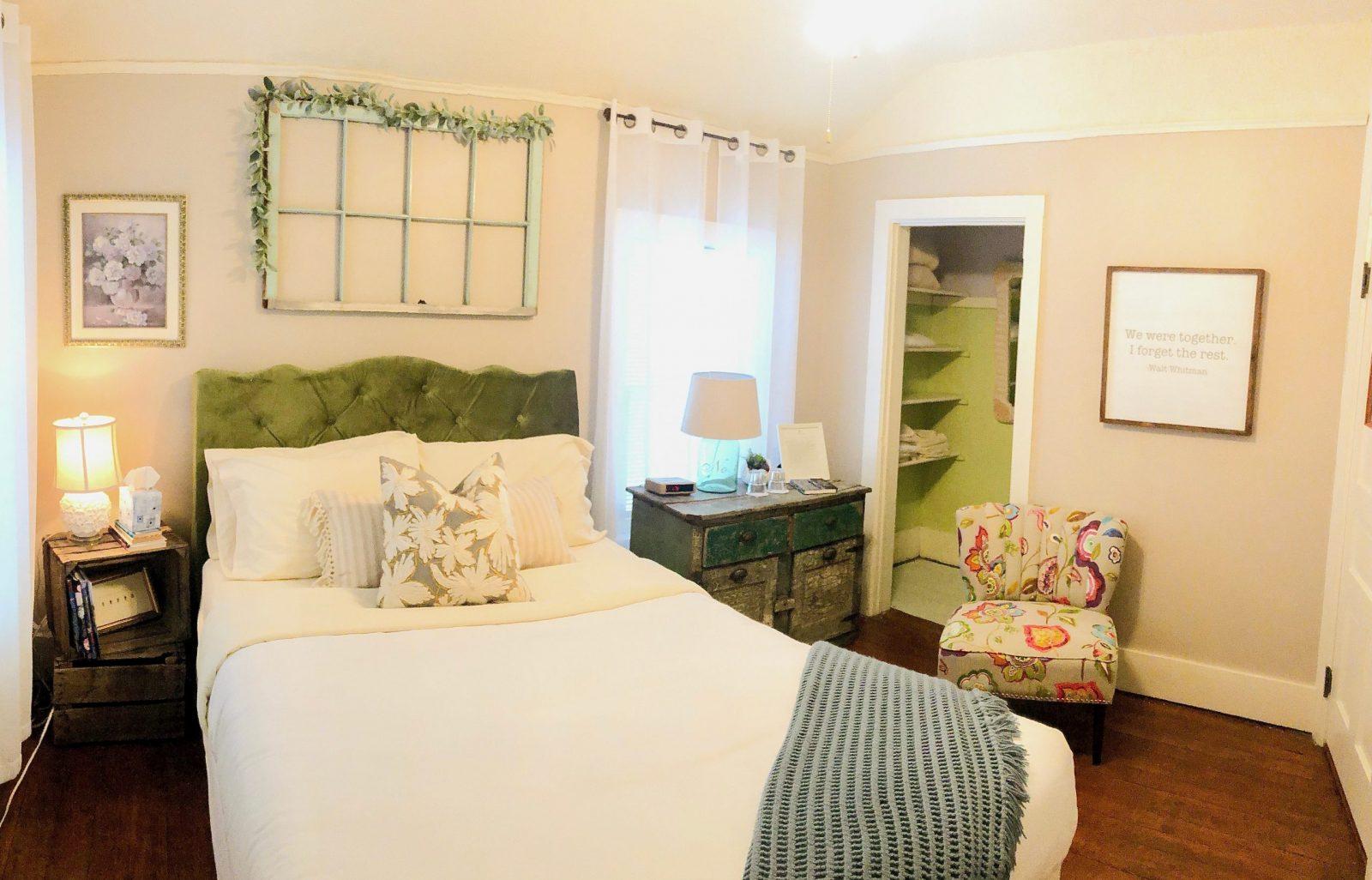 garden room bellaire bed and breakfast
